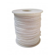 EricX Light #24PLY/FT Braided Wick: 200 Foot Spool.Candle Wicks For Candle Making